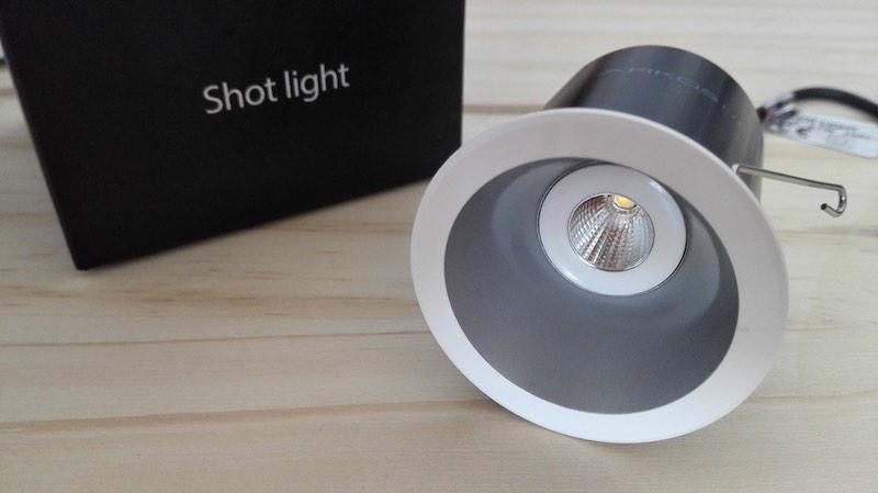 avis spot shot light ArkosLight