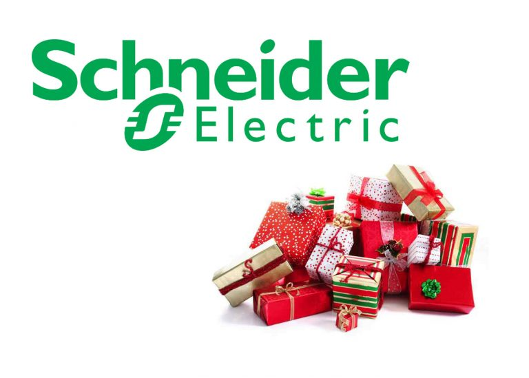 Ne ratez pas le calendrier de l'avent Electrique de Schneider Electric!