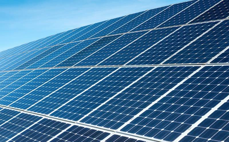 panneau solaire sans fil