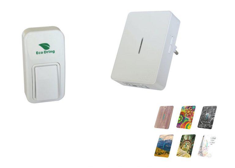 Ecodring, avis et test de la sonnette sans fil et sans pile