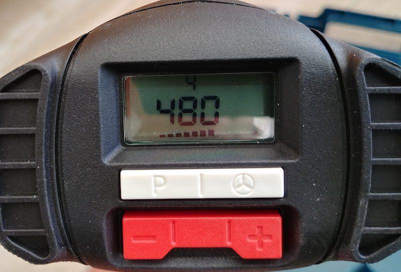 décapeur thermique Bosch GHG 23-66