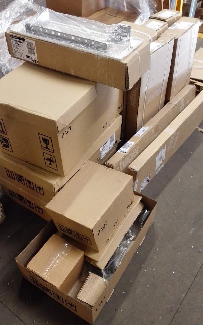 carton emballage recyclage filière électrique