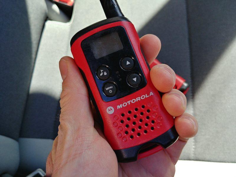 Motorola TLKR T40 avis