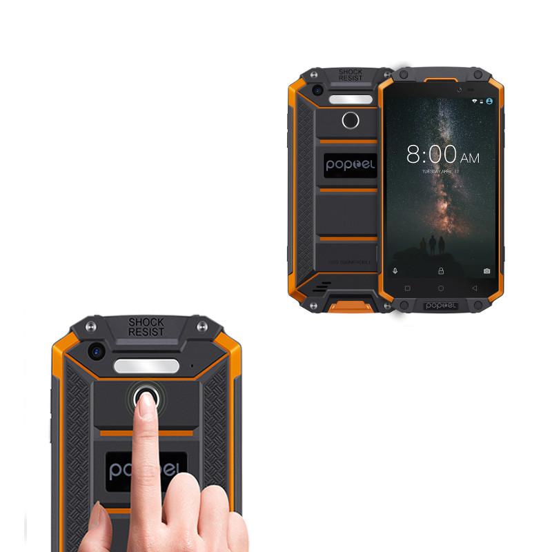 Parler à distance sur chantier avec un smartphone de chantier
