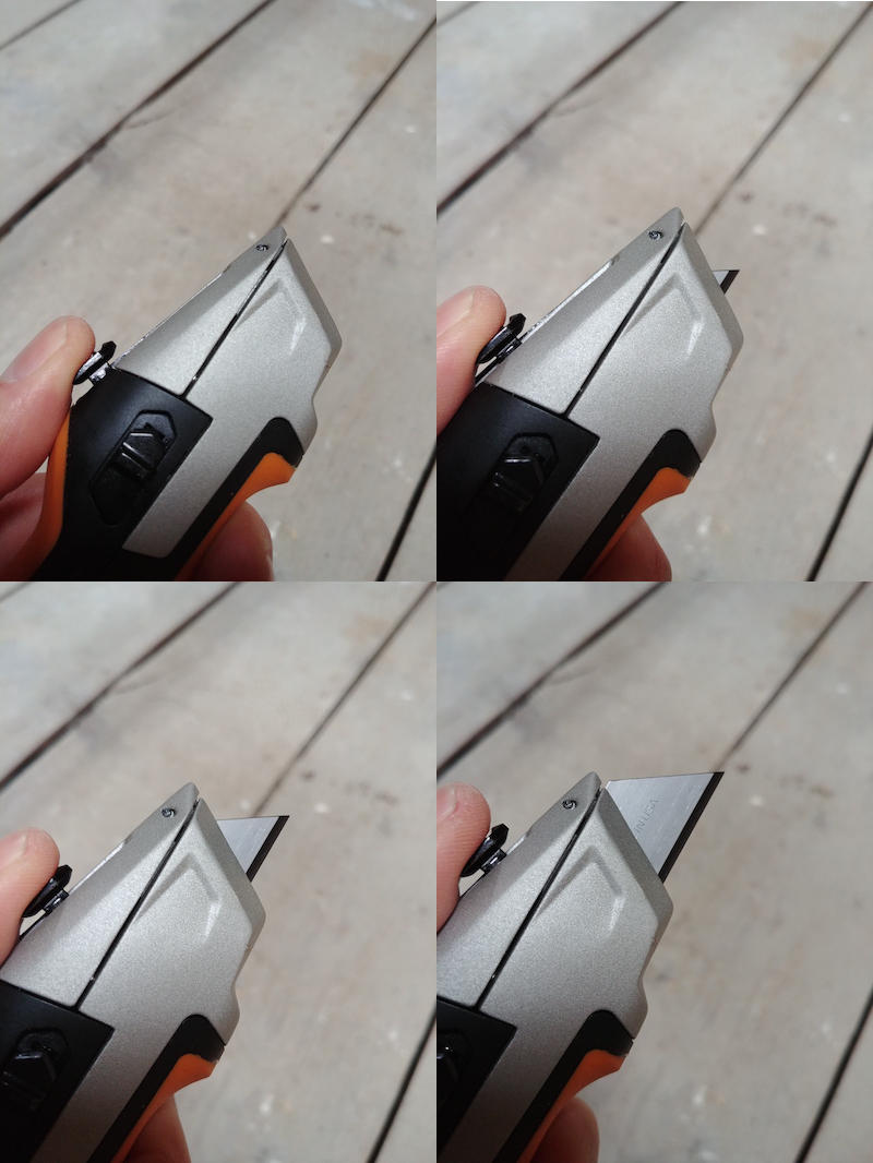 test chantier cutter FIskars