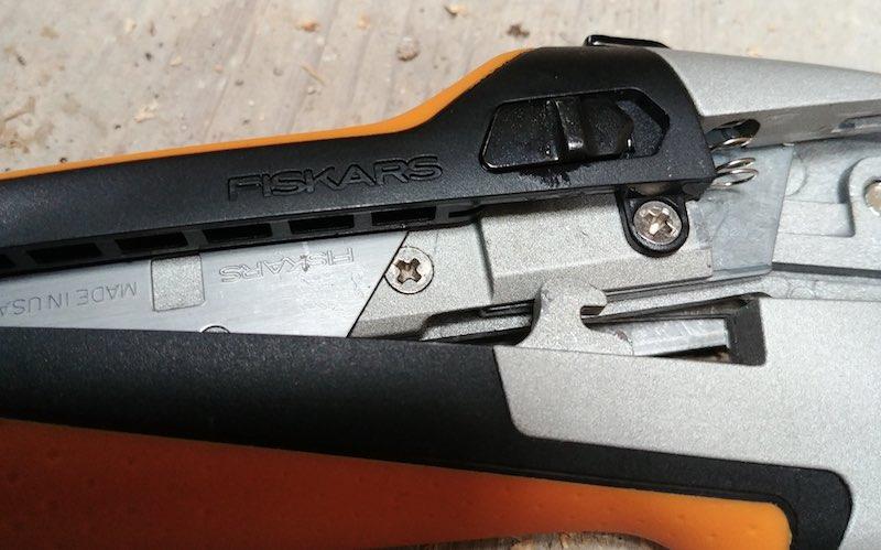 test cutter Fiskars 1027226