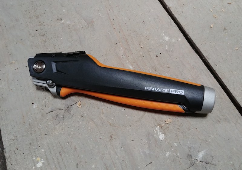 test cutter placo Fiskars