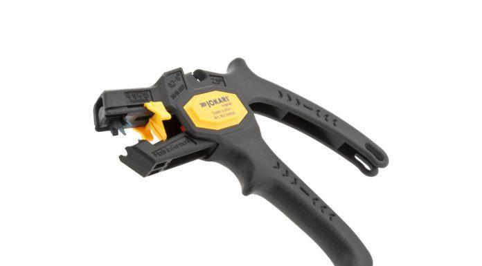 test de la Pince Jokari T20050 pour dénuder les fils électriques automatiquement