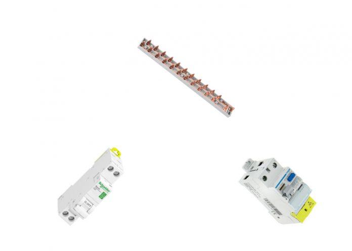 ordre pour assembler et câbler le tableau électrique