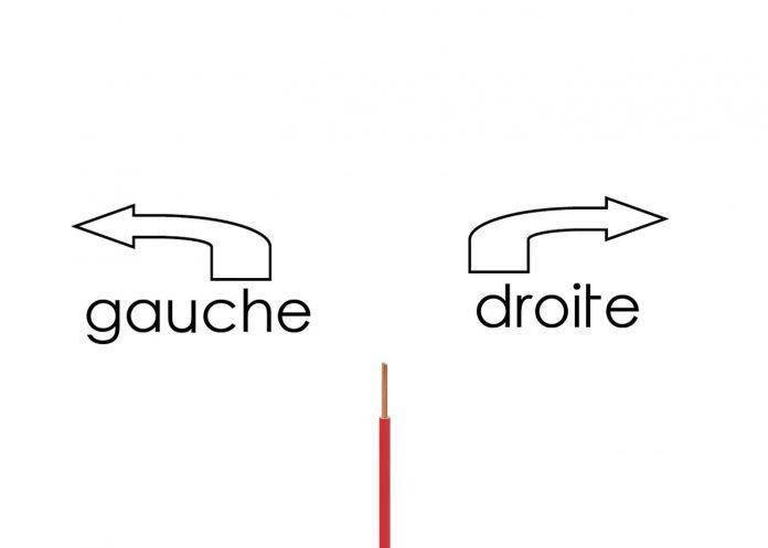 La phase a droite sur une prise électrique est elle obligatoire?