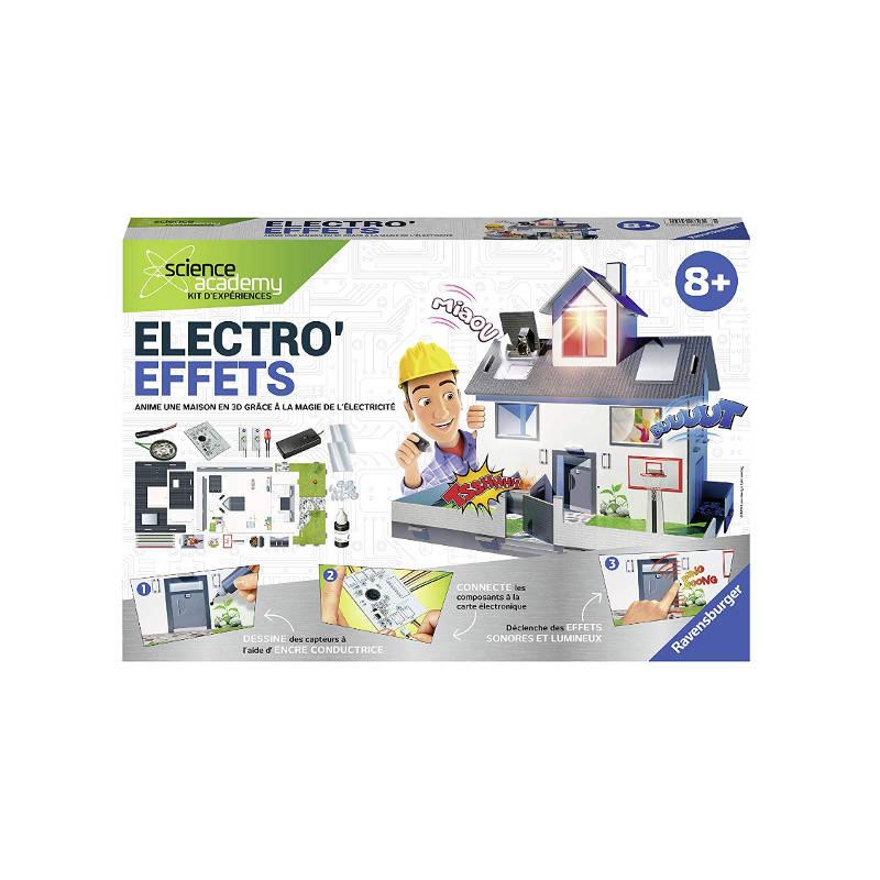 idée pour faire découvrir l'électricité aux enfants