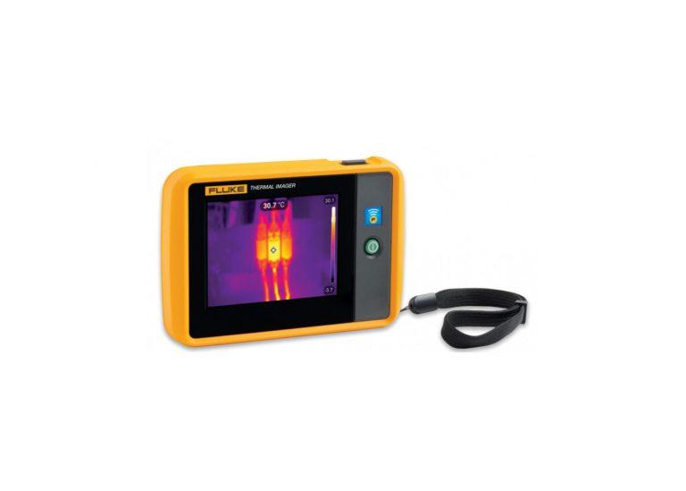 Camera Infrarouge Fluke PTi120: du nouveau pour les inspections