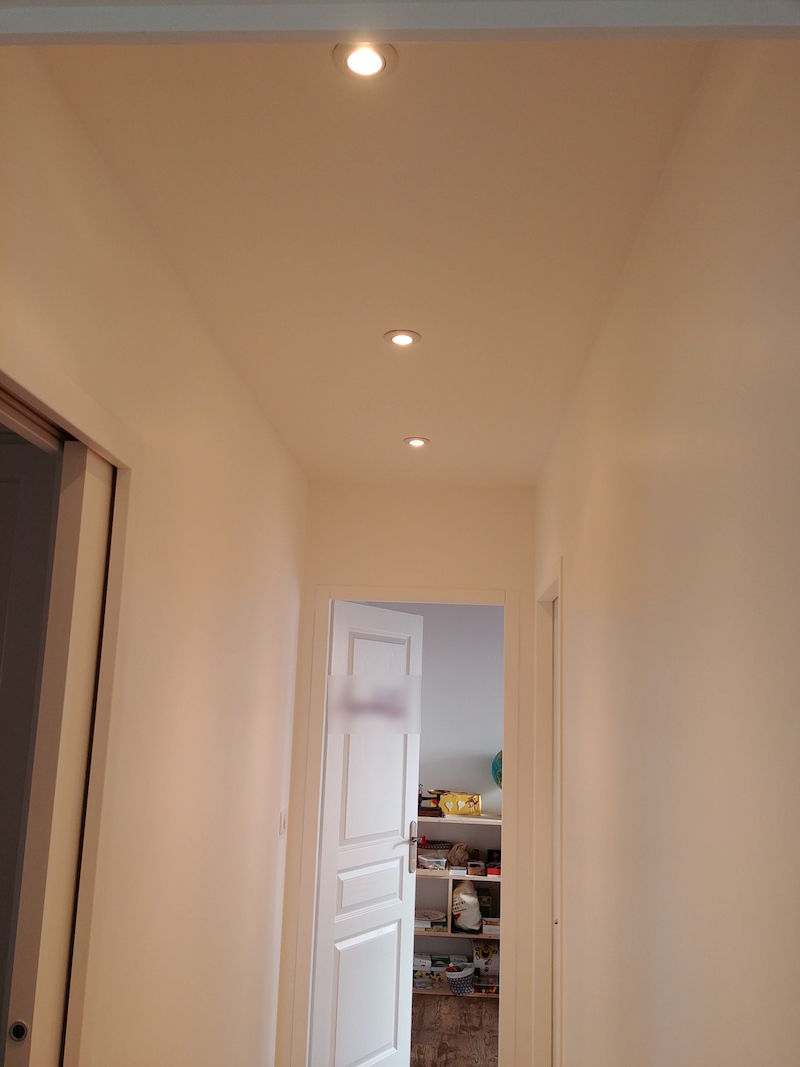 Quel spots choisir en LED avec faible hauteur d'encastrement