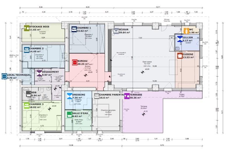 logiciel plan électrique Rexel Esabora