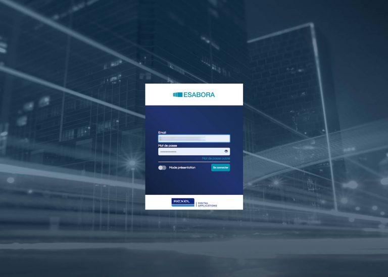 Test du logiciel Esabora Rexel pour les électriciens