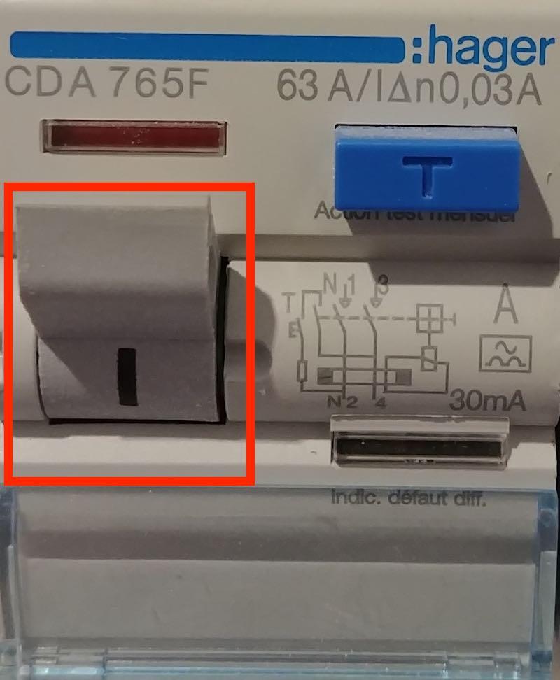 Qu'est ce qu'un interrupteur différentiel?