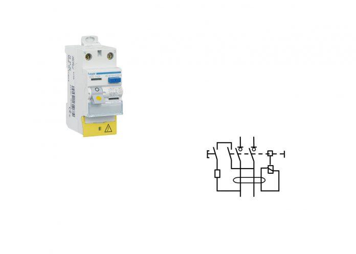 explication du rôle de li'nterrupteur différentiel 30mA dans le tableau électrique