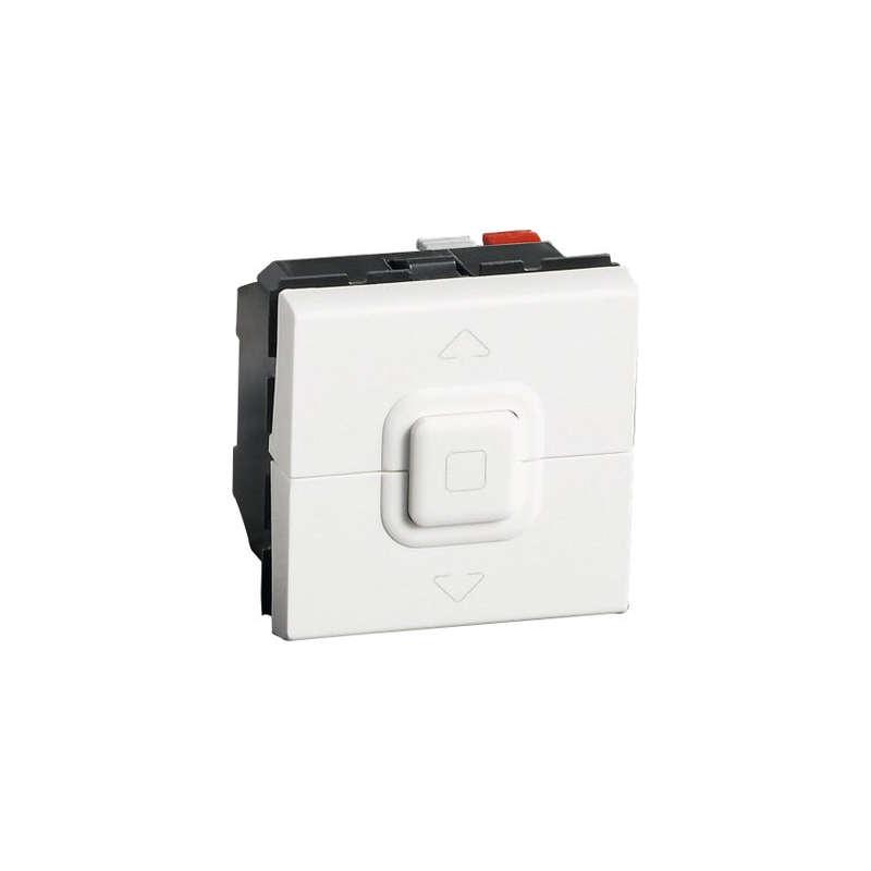 choisir un bouton électrique pour commander un volet roulant