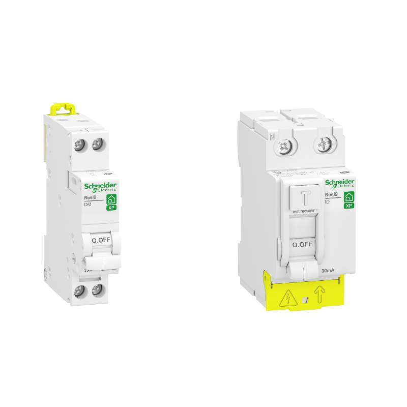 DDR protection electrique tableau