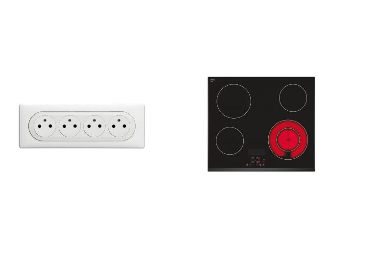 Ajouter des prises électriques sur le circuit plaque de cuisson?