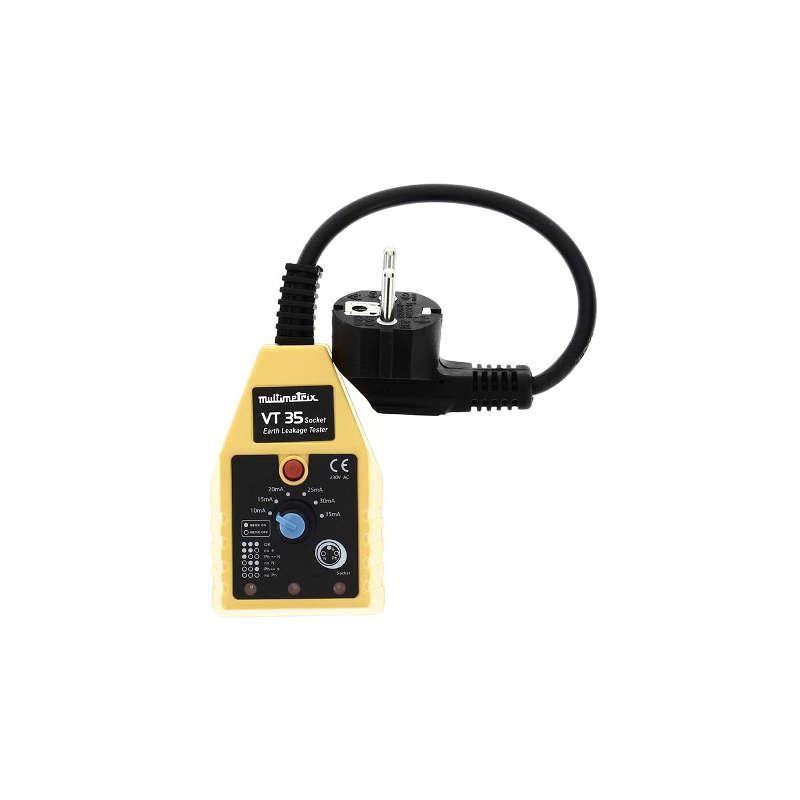 comment tester un interrupteur différentiel avec un appareil?