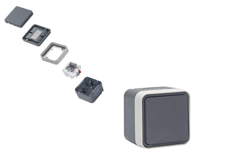 Hager Cubyko: test de l'appareillage électrique étanche IP55