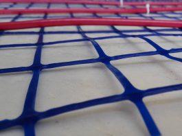 explication installation plancher chauffant électrique