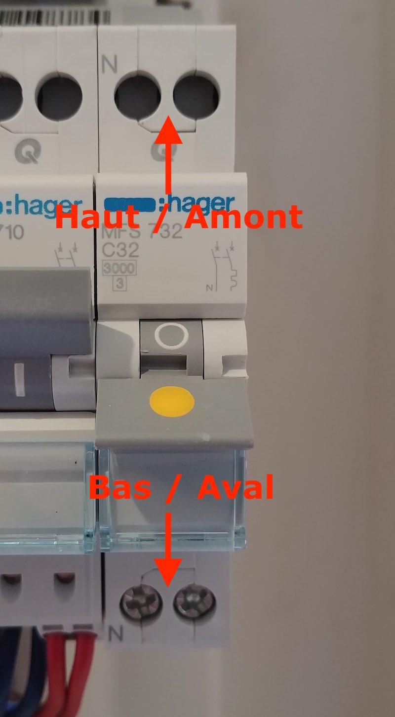 tutoriel pour tester un disjoncteur de tableau électrique