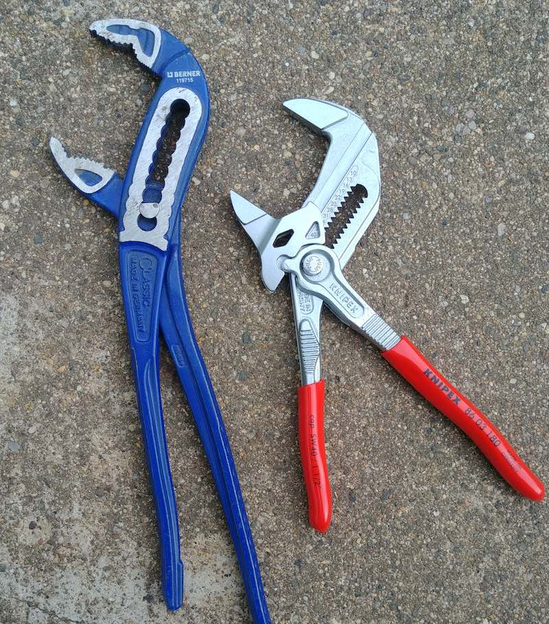 avis pince multiprise Knipex