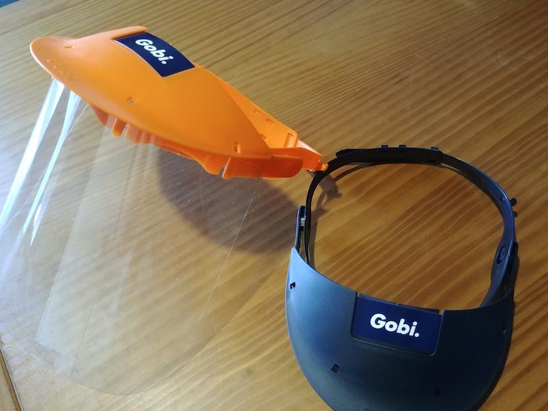 Visière Gobi fabriquée en France avis