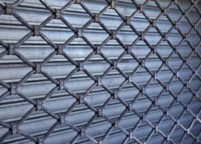 Schéma électrique du rideau métallique et raccordement