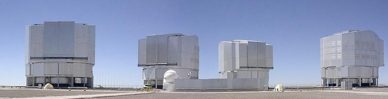 alimentation électrique observatoire astronomique