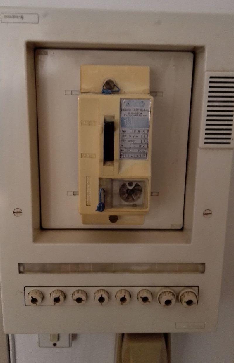 mise à la terre en appartement, norme NFC15100
