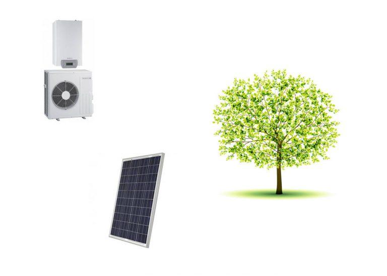 Chauffer et climatiser à l'électrique, quid de l'écologie?