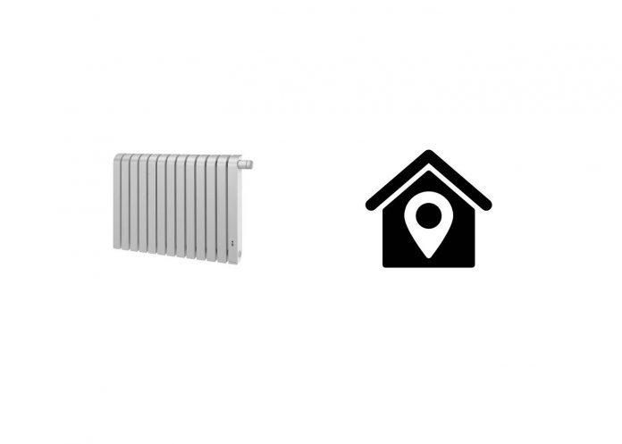positionner les radiateurs électriques