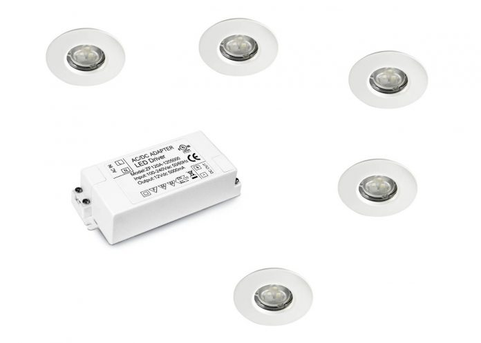 Comment connecter plusieurs spots sur un transformateur?