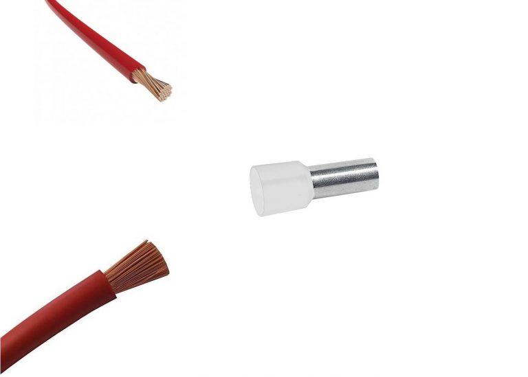 Embout de câblage obligatoire et pour quel type de fil électrique?
