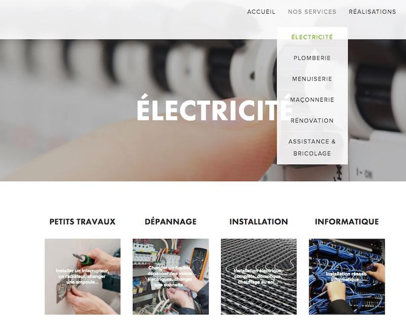 électricien multiservices