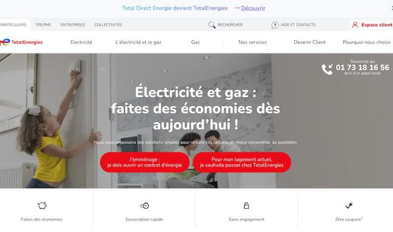 changement de fournisseur d'électricité, avis