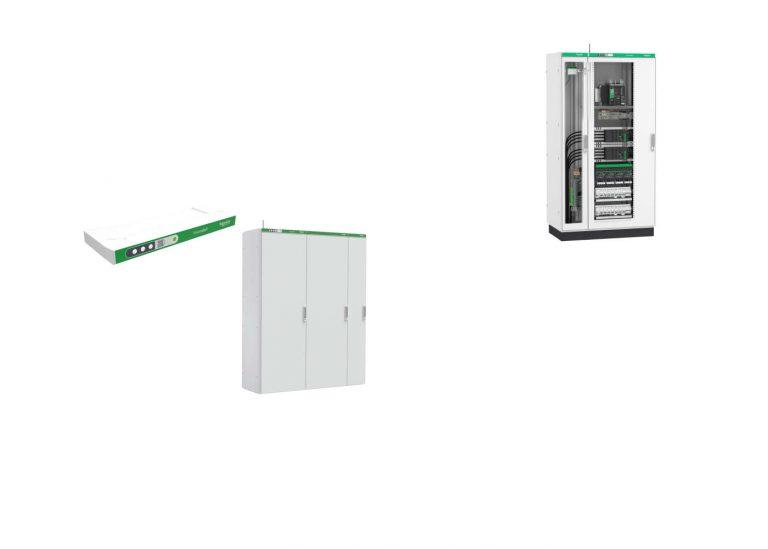 PrismaSet Active, l'armoire connectée Schneider Electric